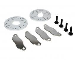 LOSB3231 Losi 5ive-T Brake Disc - Pad & Screw Set